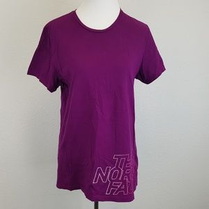 The North Face Women's T-shirt Size Extra Large Pu